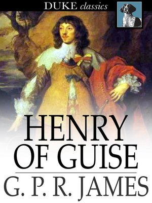 cover image of Henry of Guise