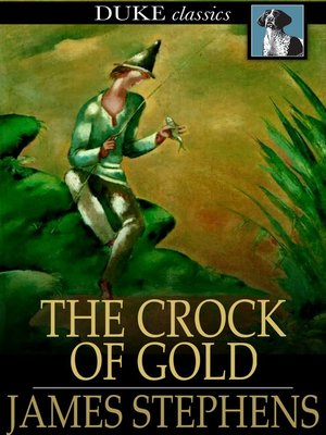 cover image of The Crock of Gold