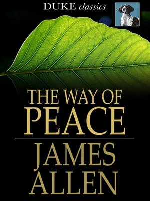 cover image of The Way of Peace