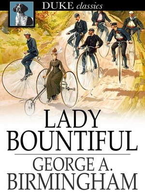 cover image of Lady Bountiful