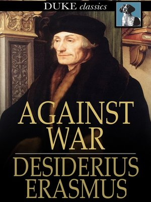 cover image of Against War