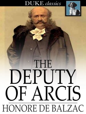 cover image of The Deputy of Arcis
