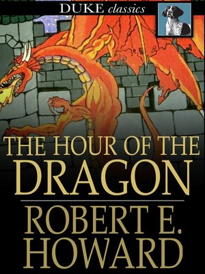 cover image of The Hour of the Dragon