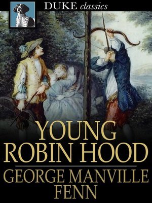 cover image of Young Robin Hood