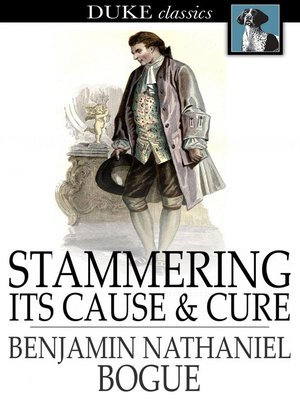 cover image of Stammering