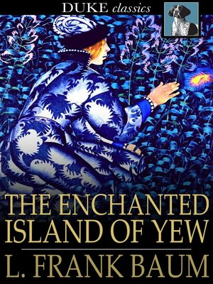 cover image of The Enchanted Island of Yew