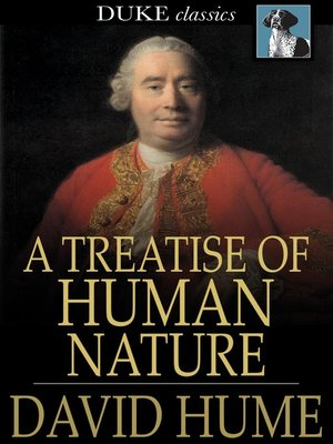 cover image of A Treatise of Human Nature
