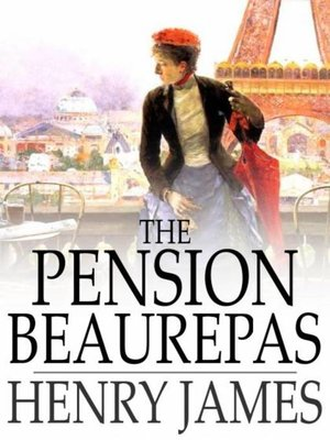 cover image of The Pension Beaurepas