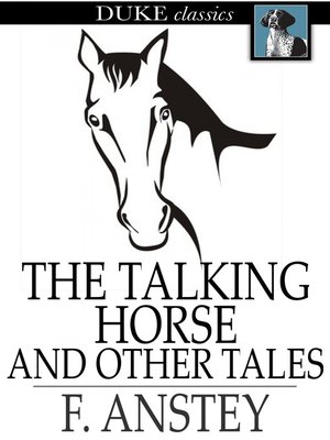 cover image of The Talking Horse