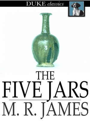 cover image of The Five Jars