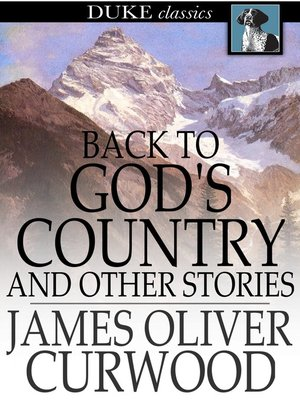 cover image of Back to God's Country