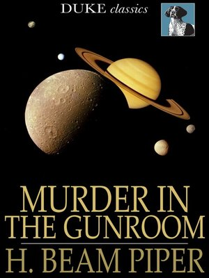 cover image of Murder in the Gunroom