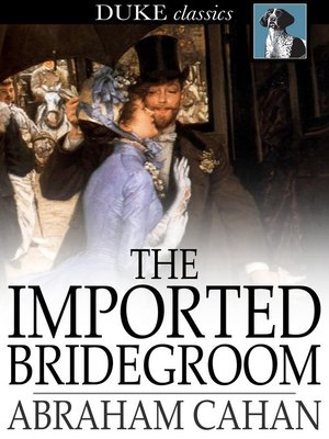 cover image of The Imported Bridegroom