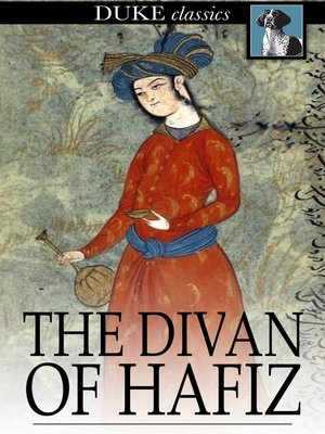 cover image of The Divan of Hafiz