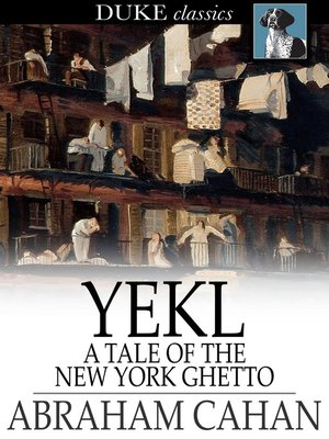 cover image of Yekl