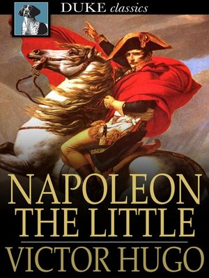 cover image of Napoleon the Little