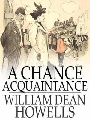cover image of A Chance Acquaintance