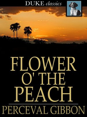 cover image of Flower o' the Peach