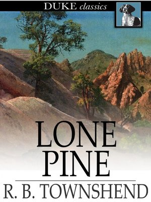 cover image of Lone Pine