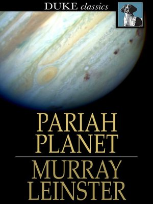 cover image of Pariah Planet