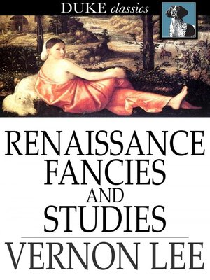 cover image of Renaissance Fancies and Studies