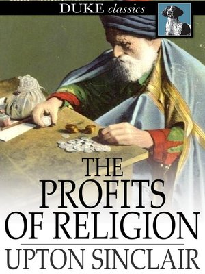 cover image of The Profits of Religion