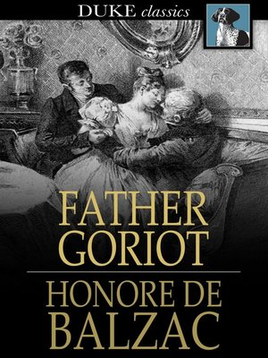 cover image of Father Goriot