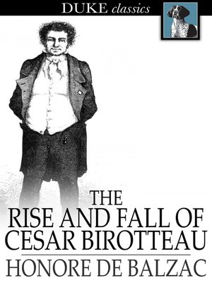 cover image of Rise and Fall of Cesar Birotteau