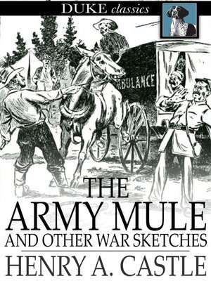cover image of The Army Mule