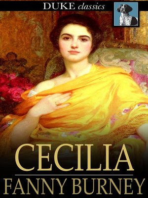 cover image of Cecilia