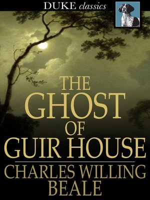 cover image of The Ghost of Guir House