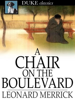 cover image of A Chair on the Boulevard