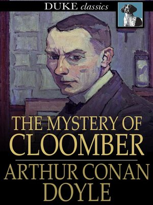 cover image of The Mystery of Cloomber