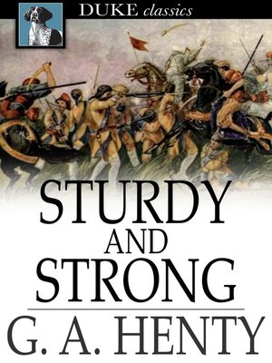 cover image of Sturdy and Strong