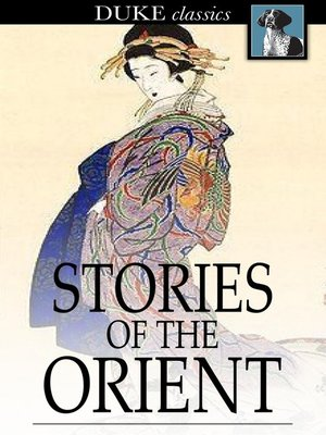 cover image of Stories of the Orient