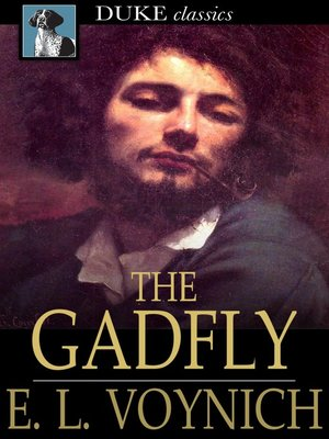 cover image of The Gadfly