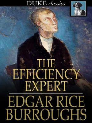 cover image of The Efficiency Expert