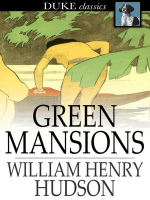 cover image of Green Mansions