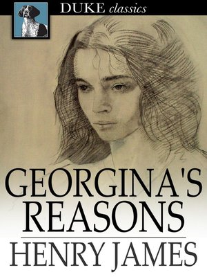 cover image of Georgina's Reasons