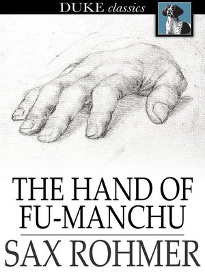 cover image of The Hand of Fu-Manchu