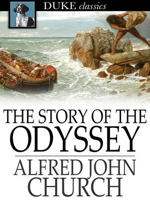 cover image of The Story of the Odyssey