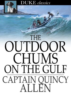 cover image of The Outdoor Chums on the Gulf