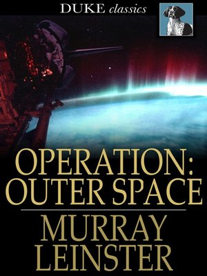 cover image of Operation: Outer Space