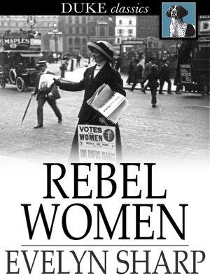 cover image of Rebel Women