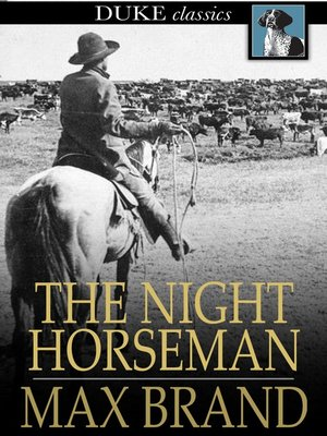 cover image of The Night Horseman