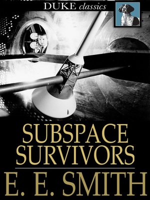cover image of Subspace Survivors