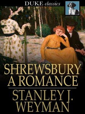 cover image of Shrewsbury