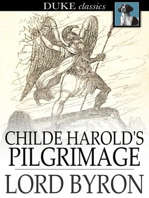 cover image of Childe Harold's Pilgrimage
