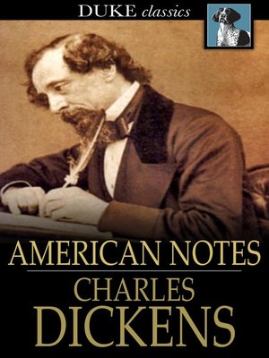 cover image of American Notes