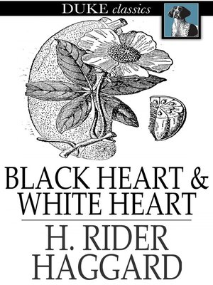 cover image of Black Heart and White Heart
